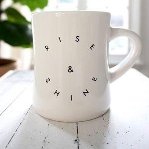 Morning Culture Diner Mug